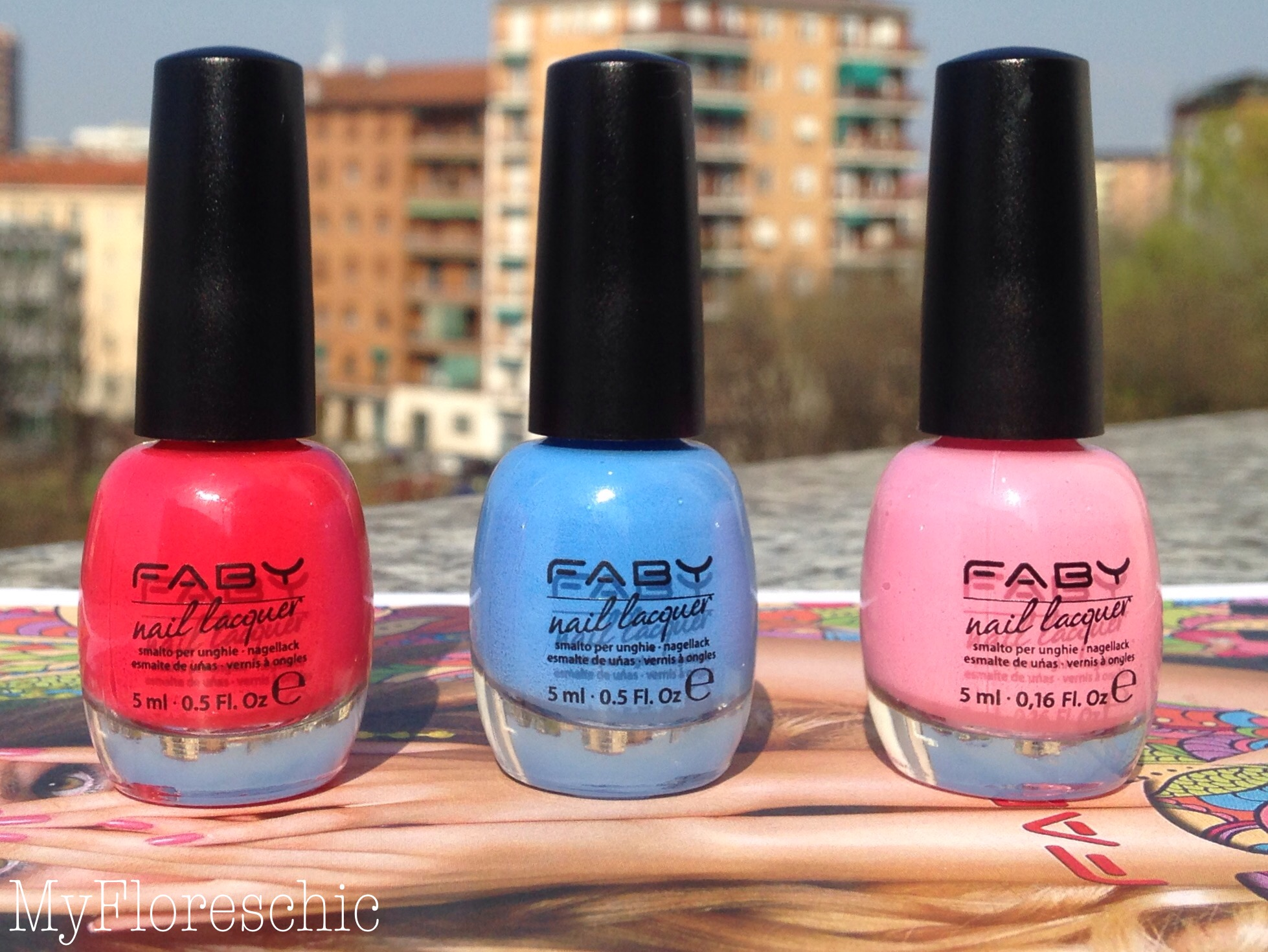 Faby: Joy collection - MyFloreschic