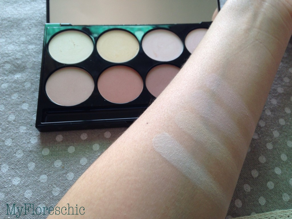Contouring kit di PaolaP review _ MyFloreschic