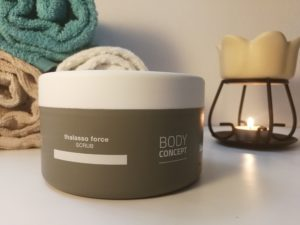 Body concept scrub di Bioline Jatò review