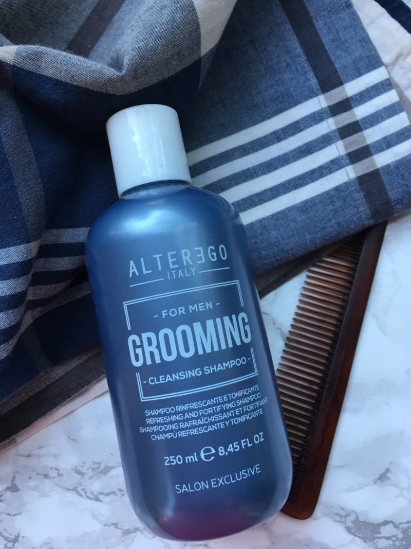 Cleansing shampoo Grooming for Men di Alter Ego
