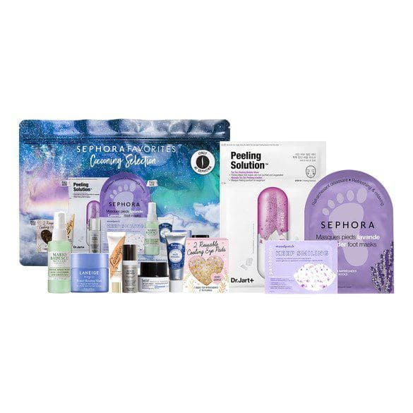 Sephora Cocooning selection